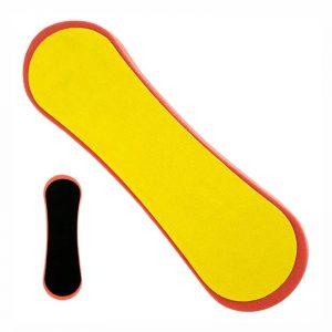 Lixa Anatômica 20cm – HigiBras – Colorida