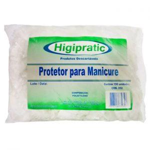 Protetor Para Manicure – Higipratic – 150un