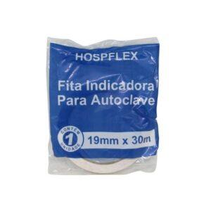 Fita Indicadora Autoclave – 19mm X 30m – Hospflex