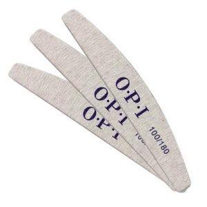 3 Lixas 100/180 Abre Poros – Boomerang – O.P.I