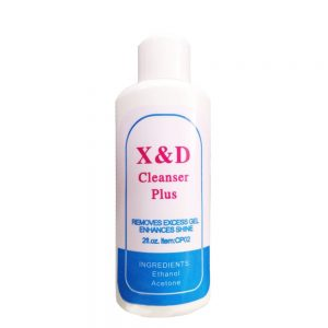 Cleanser Plus – Remove Excesso De Gel – X&D