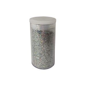 Glitter – Prata – 10g