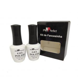Esmalte Em Gel – Kit Francesinha – Nail Perfect