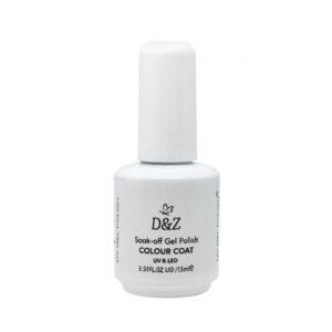 Esmalte Em Gel – Branco – D&Z