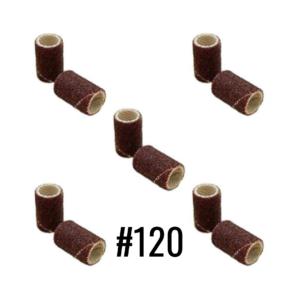 Lixa Para Mandril – 120 – 10Un