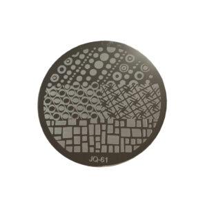 Placa Para Carimbo – JQ61