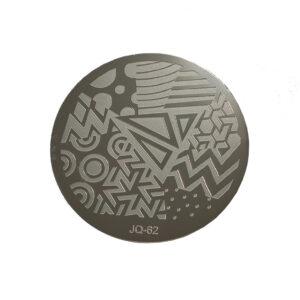 Placa Para Carimbo – JQ62