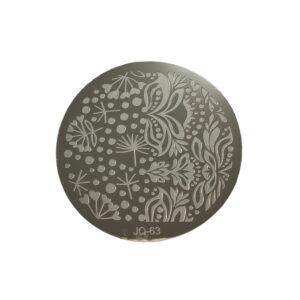 Placa Para Carimbo – JQ63