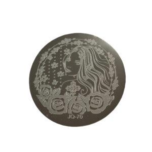 Placa Para Carimbo – JQ70