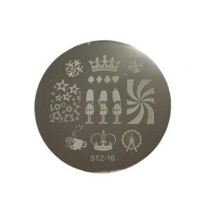 Placa Para Carimbo – STZ16