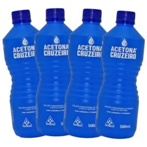 Kit Acetona – 4 Itens