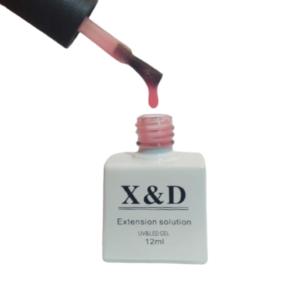 Gel Extension Solution 006 – Com Pincel – 12ml – X&D