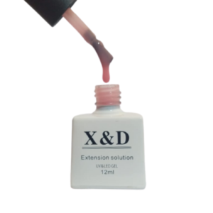 Gel Extension Solution 008 – Com Pincel – 12ml – X&D