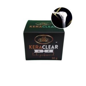 Gel KeraClear – Transparente – 30g – Keragel