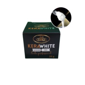 Gel KeraWhite – Branco – 20g – Keragel