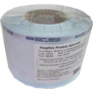 Bobina Para Esterilização – 10X100 – HospFlex