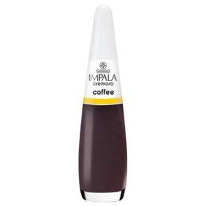 Esmalte Cremoso – Coffee – 7,5ml – Impala