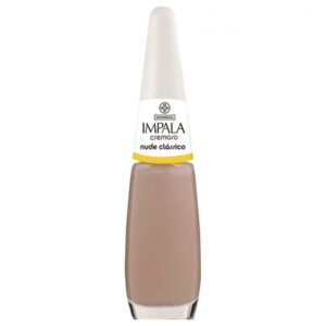Esmalte Cremoso – Nude Clássico – 7,5ml – Impala