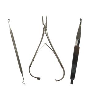 KIT Instrumentos Dentista – 3 Itens – Slim