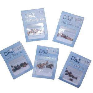 Jóias Para Encapsular – 1 Envelope – D&Z