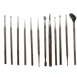 KIT Instrumentos Iniciante – 12 Itens – Slim