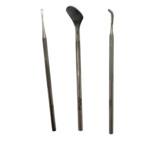 KIT Instrumentos Spa Dos Pés – 3 Itens – Slim