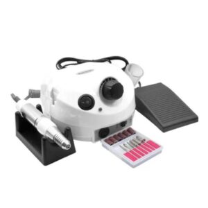 Lixadeira Elétrica – Porquinho Branca 30000 Rpm. Nail Drill