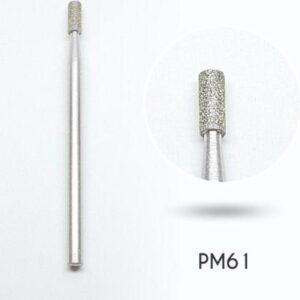 Broca Diamantada PM61 – Identlab