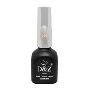 Esmalte Em Gel – White Shine – 069 – D&Z