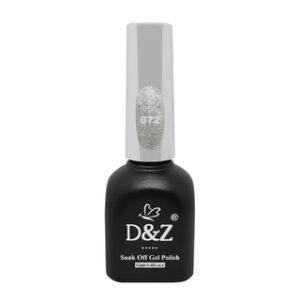Esmalte Em Gel – White Shine – 072 – D&Z