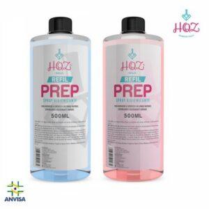 Prep Spray Higienizante – REFIL – 500ml – HQZ