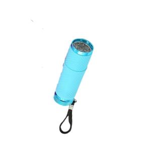 Lanterna LED UV – Emborrachada – Azul