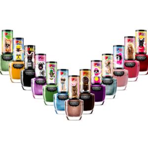 Coleção Esmaltes – I LOVE PETS – 13 Cores – Studio35