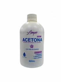 Acetona Limp's – 2 Em 1 – Cruzeiro – 500ml