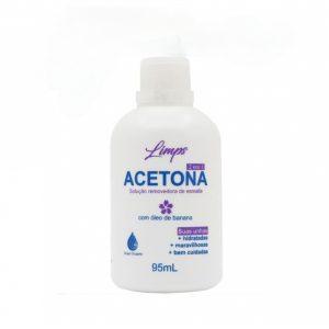 Acetona Limp's – 2 Em 1 – Cruzeiro – 95ml
