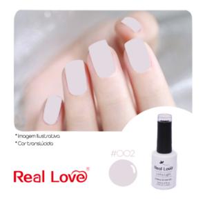 Esmalte Em Gel – Real Love – 002