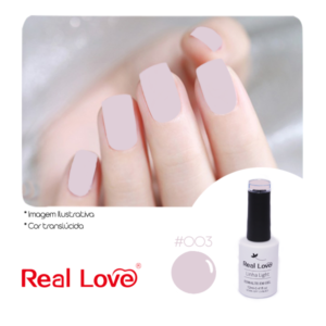 Esmalte Em Gel – Real Love – 003
