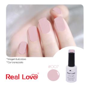 Esmalte Em Gel – Real Love – 007