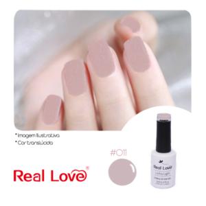 Esmalte Em Gel – Real Love – 011