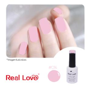 Esmalte Em Gel – Real Love – 014