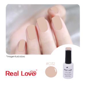 Esmalte Em Gel – Real Love – 032