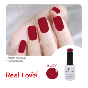 Esmalte Em Gel – Real Love – 039