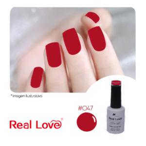 Esmalte Em Gel – Real Love – 047