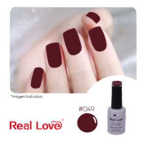 Esmalte Em Gel – Real Love – 049