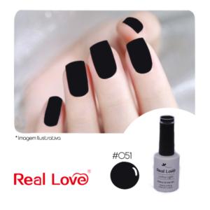 Esmalte Em Gel – Real Love – 051