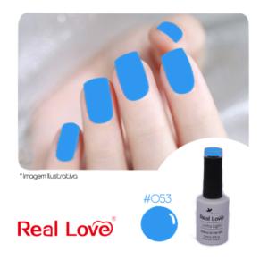 Esmalte Em Gel – Real Love – 053