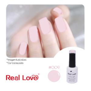 Esmalte Em Gel – Real Love – 009