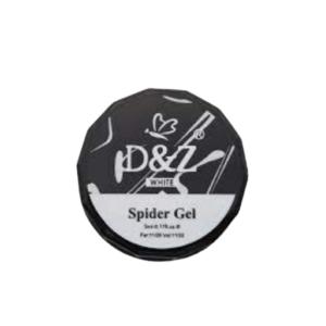 Gel Spider/Aranha – D&Z – Branco 5ml