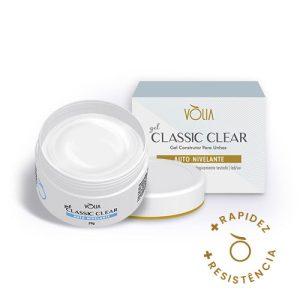 Gel Construtor – Classic Clear – 24g – Vòlia